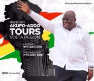 Akufo-Addo Begins Bolga Tour