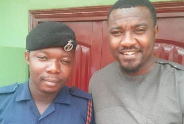 Men who beat Women are Cowards…Ghanaian Actor, John Dumelo