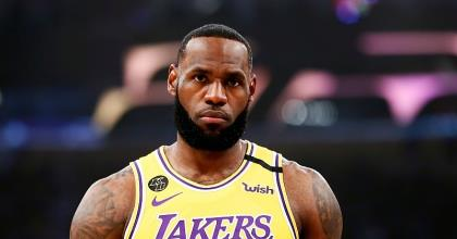 LeBron James Rookie Trading Card Sells For Record $1.8m At Auction