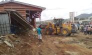 Buduburam Camp residents hails Gomoa East Assembly for decongesting the community.