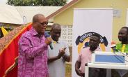 GCB Hands Over 6-Unit Classroom Block To Bomaa JHS