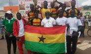 Ghana Makes History In Cycling With Win At 2017 'Tour De La Lest' International
