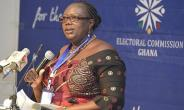 Charlotte Osei hints interdicted Deputy might be behind impeachment plot