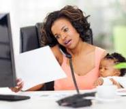 Ways to Stay Productive at Work After Maternity Leave