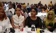 Faces at Nollywood Actress, Halima Abubakar 'Blood battle' Movie Premiere