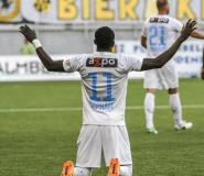 Ghanaian players abroad wrap up: Goals galore as Accam, Dwamena, Twumasi, Bempah and Donyoh delivered