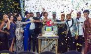 Actress, Uche Jombo, Omotola Jalade Steps out for 'Banana Island Ghost'