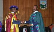 Congratulations To Barima Ba Emmanuel Aboa Boateng For Winning The Over-All Best Student At UMaT Graduation 2017