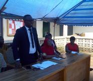 Techiman North District Assembly Holds Staff Durbar