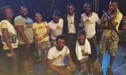Ngoma Africa Band Set To Entertain Fans At Afrika-Karibik Festival In Frankfurt,Germany