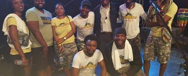 Ngoma Africa Band Set To Entertain Fans At Afrika-Karibik Festival In Frankfurt,Germany