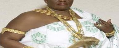 Nana Amuah Afenyi VI, Chief of Ekumfi Otuam and Mankrado of Ekumfi Traditional Area