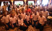 Thai Teenage Footballers Return To School After Cave Saga