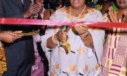 First Lady Opens Ghana Consulate in Toronto
