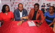 REDCARE HMO SIGNS ACTOR DEYEMI OKANLAWON AS BRAND AMBASSADOR