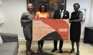 Asaba 2018: Bonds Savings And Loans Donates To Ghanaian Athletes
