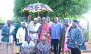 Tamale Chief Blesses Sly Mensah For NDC Race