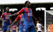 Jeffery Schlupp Powers Crystal Palace To Victory