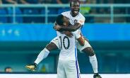 Frank Acheampong On Target As Tianjin Teda Cruise To Victory