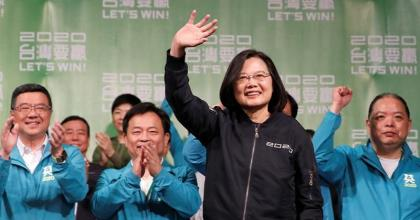 Getting Familiar With The First Female President Of Taiwan