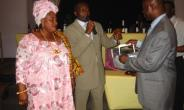 Asanteman Union in Germany gives to Children's ward