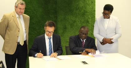 Ghana, Belgium Seal Bilateral Air Services Agreement (BASA)