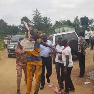 NPP, NDC Supporters Clash Over Commissioning Of Ajumako Polyclinic
