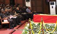 Nana Addo Mourns And Pays Last Respect To JH Mensah
