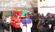 J.H. Mensah Begins Final Journey Home