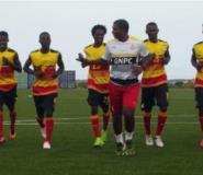 Black Stars B to host Burkina Faso on Sunday