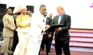 Future Africa Foundation Honours Bishop Adonteng Boateng As Peace Ambassador
