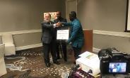 Ellembele MP Kofi Buah Honoured In USA