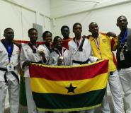 Ghana Taekwondo President Praise Young Athletes For Making Nation Proud