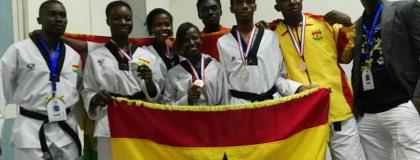 Ghana Taekwondo President Praise Young Athletes For Making Nation Proud