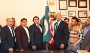 BP Diaz Celebrates Pakistani Independence Day