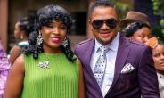 Actor, Walter Anga Celebrates 8th Years Wedding Anniversary