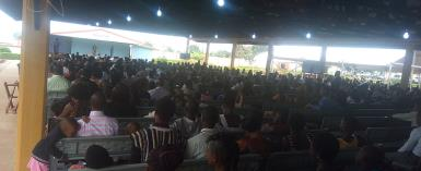 Jehovah's Witnesses Hold Regional Convention In Sunyani