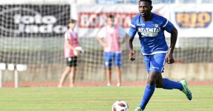 Football: Amiens Launch £5 Million Bid For Nicholas Opoku