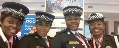Ghana Police Ladies Attend Annual IAWP Forum In Canada