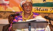 First Lady Addresses COBAANA Durbar In Worcester, USA