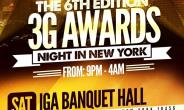 Investigroup Sponsoring The 6th Annual 3G Awards 2016 In NY