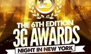 3G Awards Partners with South African Airways on the 6th Edition in NY