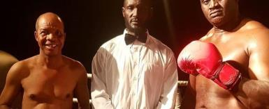 Actor, Gentle Jack Storms Wole Adenuga Productions on 'KNOCKOUT'