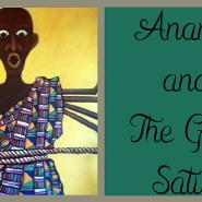 Ananse and the Gum Statue (Proverbs)