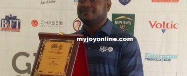 Kwadwo  Poku Wins GEC Invitational Open Golf Tourney