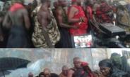 Akwamu Traditional Council Bid Kofi Annan Farewell