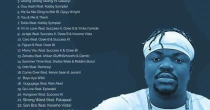 """Shatta Wale, Patapaa, Others Featured On GhCALI's """"Loyalty To Royalty"""