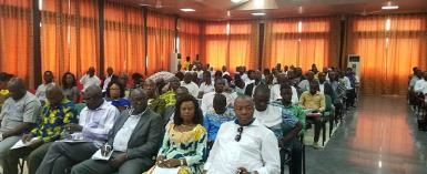 Dissemination workshop on Government's Coordinated Programme held in the Ashanti Region