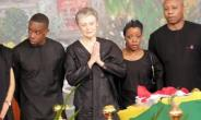 Kofi Annan's Children Honour Him