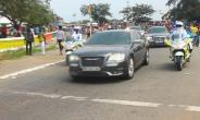 Why I Crossed Akufo-Addo's Convoy - Man Reveals